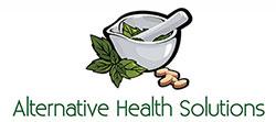 Alternative Health Solutions Logo